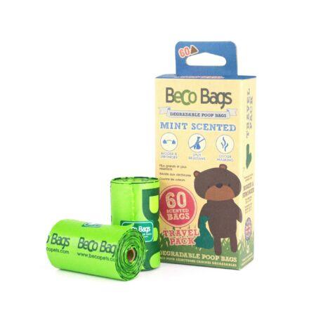 Beco illatosított zacskó  60 db